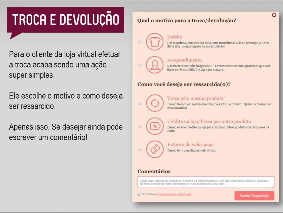 90f7eae56b Ferramenta de Troca e Devolução   UpNext Digital Commerce