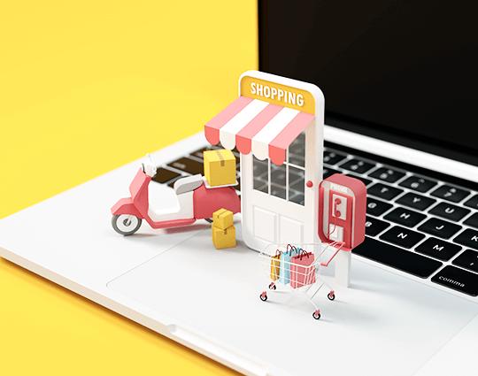 Desenvolvimento de e-commerce